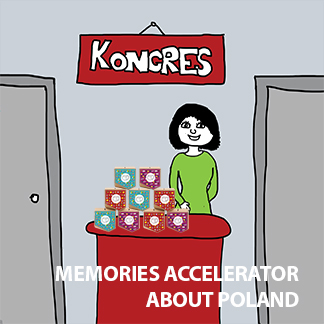 Memories accelelator about Poland