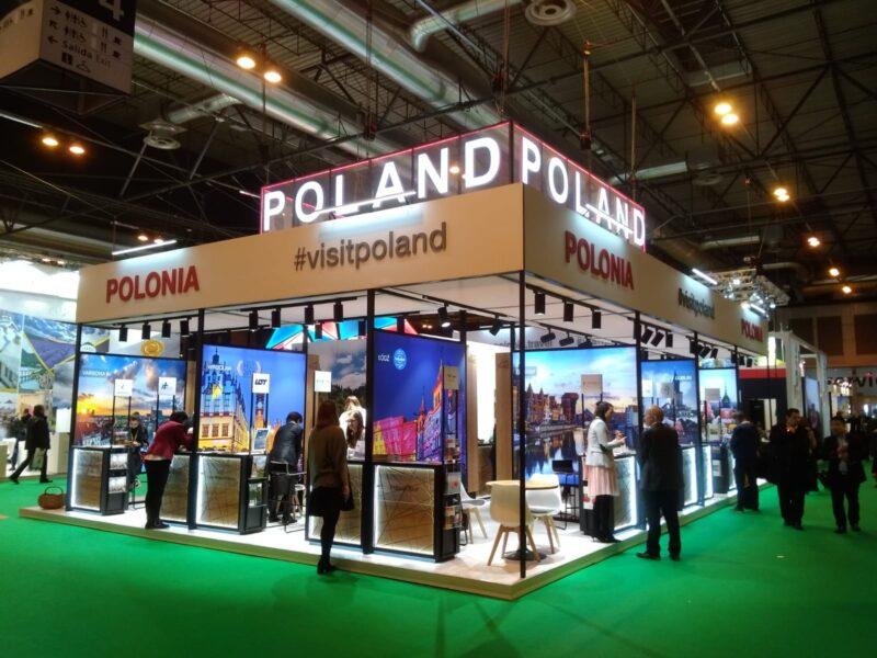 Pudełka promują polską markę na Targach Turystycznych w Madrycie