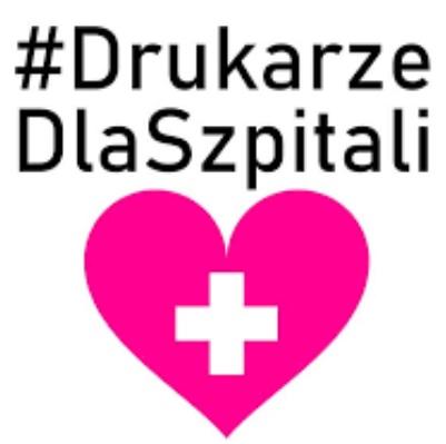 Polska w Pudełku wspierała akcję Drukarze dla Szpitali